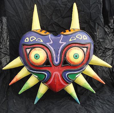 Majora's Mask Legend Of Zelda majoras resin skull kid cosplay wearable skull kid