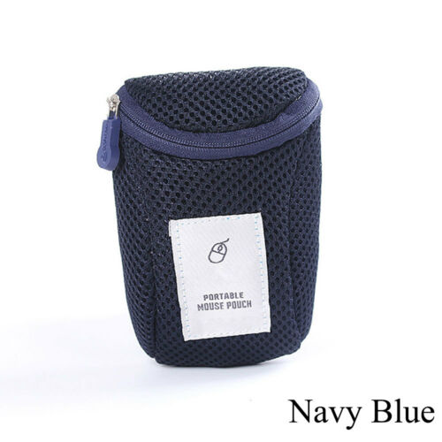 Travel Portable Mouse USB Computer Accessory Pouch Bag Carry Case Cover Bags New