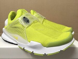 Summit 6 Neon Ds Sz 11 Fragment Nike Sp Blanco Dart 771 Yellow 686058 Sock Design qwvxtXxAZ