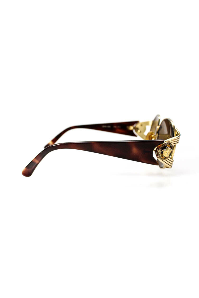 Gianni Versace Womens Vintage Tinted Round Lens S… - image 2