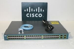 Cisco-WS-C3560-48TS-S-48-Ports-10-100-Ethernet-Switch-IOS-15-0-IPSERVICES-K9