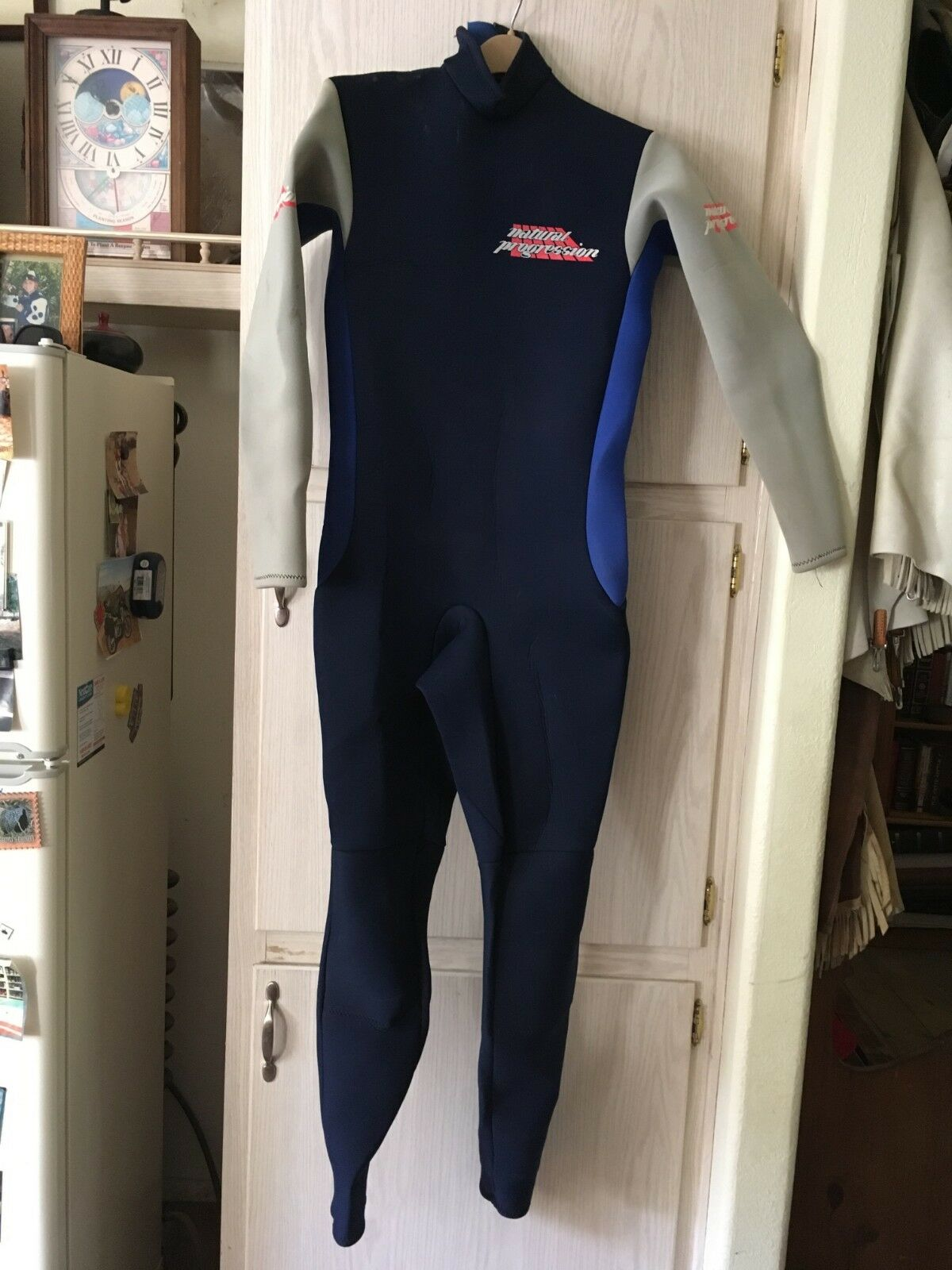 NATURAL PROGRESSION  MEN'S MED. WETSUIT  shop makes buying and selling