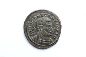 * Constantius I. Chlorus * Follis - Memoria Felix - Münzstätte London