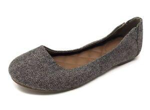 Mudd-Women-039-s-MICHONNE-Brown-Size-6-Flats-165i