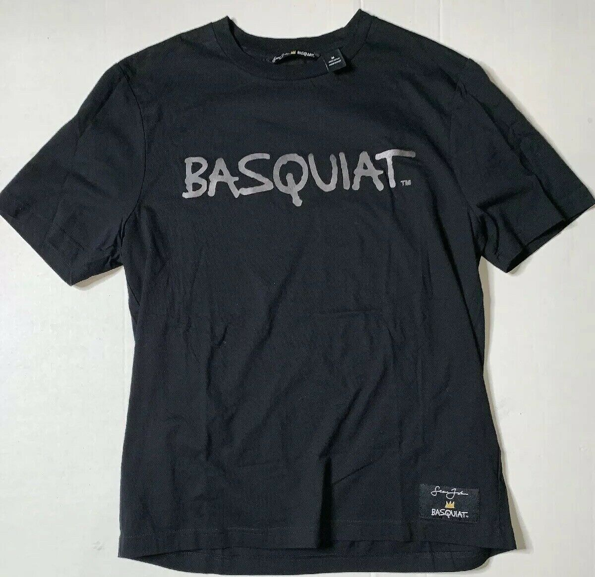 Preowned- LIMITED Sean John Basquiat T-Shirt Men's (Size M)