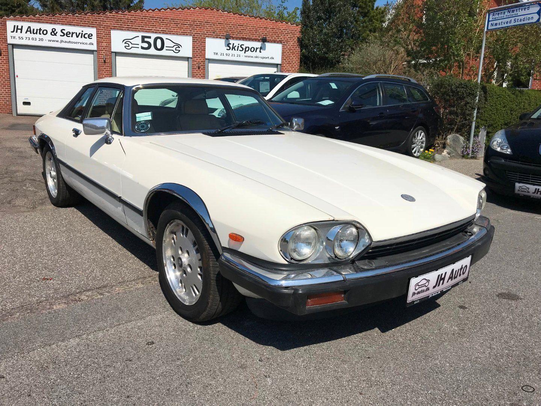 Jaguar XJS 5,3 V12 Coupé aut. 2d