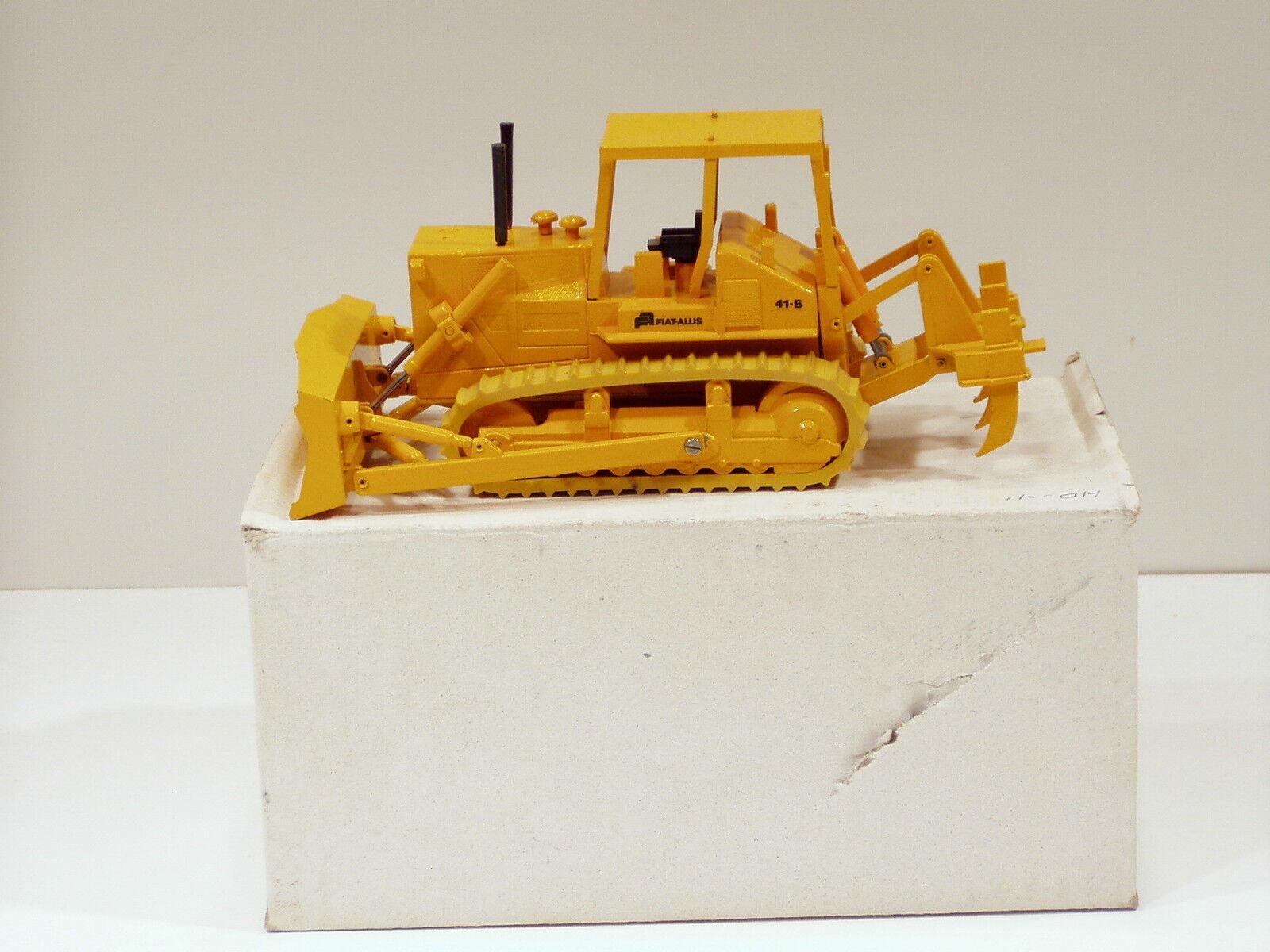 FIAT ALLIS 41B DOZER-Orange - 1 50 - Conrad   2910 - N. En parfait état, dans sa boîte  commandez maintenant profitez de gros rabais