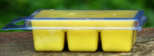 6pk 100hr LAVENDER HONEY Organic ECO SOY CANDLE MELTS for OIL BURNER Gifts