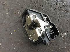 LHR Door Lock Mechanism Latch Genuine BMW E82 E60 F10 F30 X3 X5 Z4  51227202147
