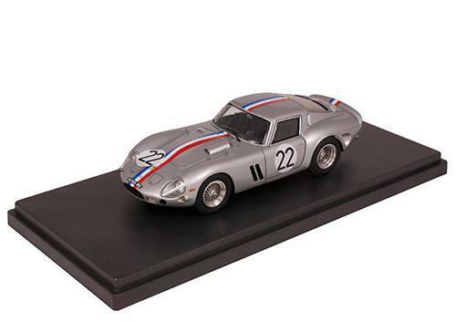 Bespoke Model 1 43 1964 Ferrari 250 GTO  22 LE MANS ESSAIS