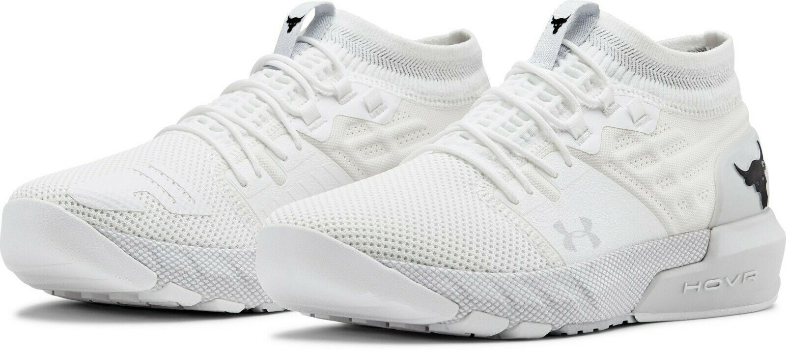 white project rock shoes