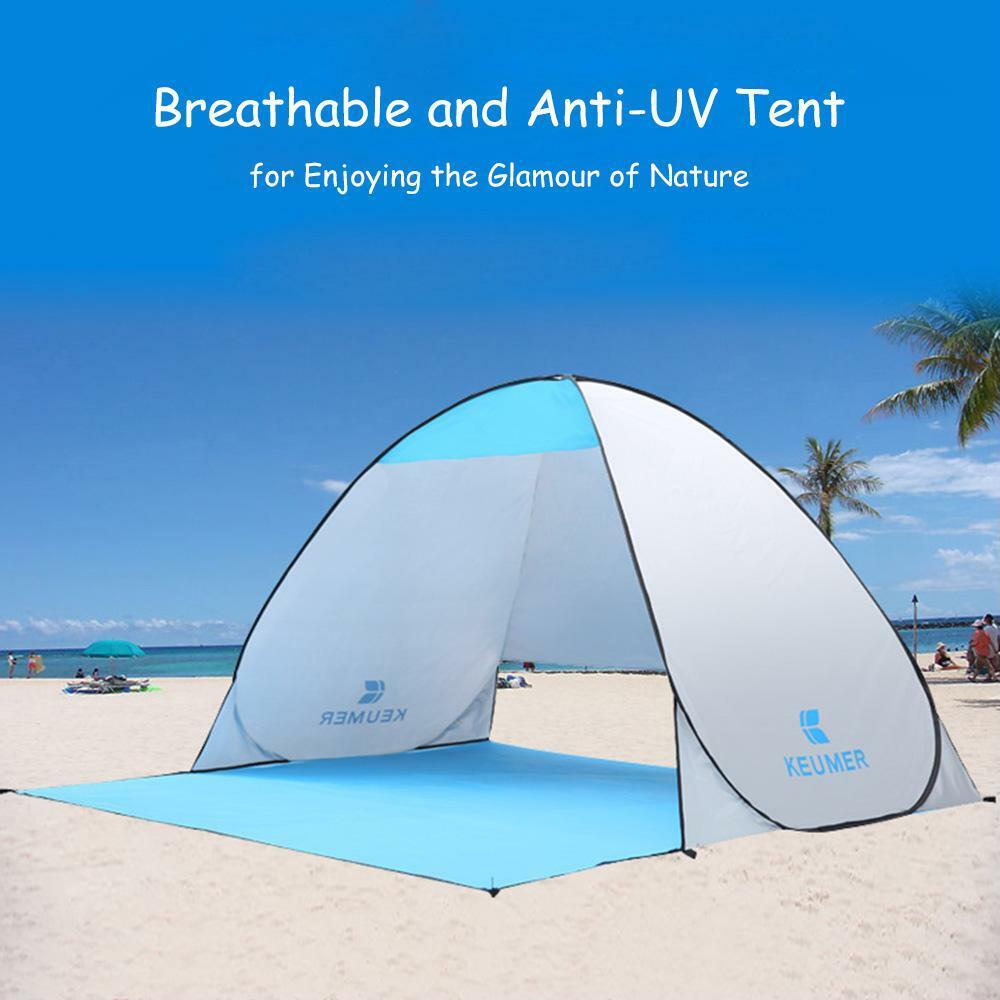 Beach Portable Anti Uv Shelter Tent Outdoor Have Nice Camping Outdoor Sunshelter