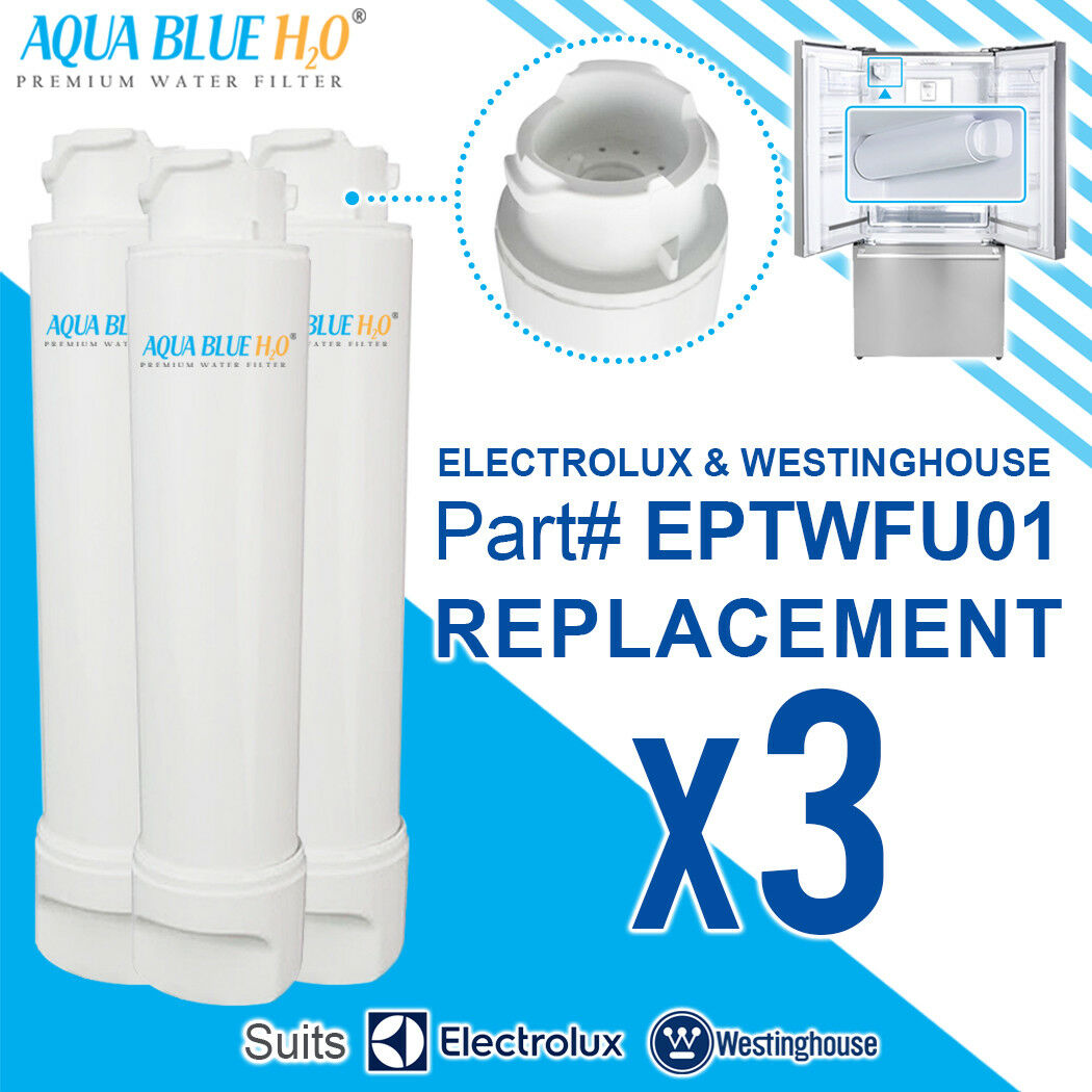 3X ELECTROLUX WESTINGHOUSE 807946705   EPTWFU01 ReplaceHommest