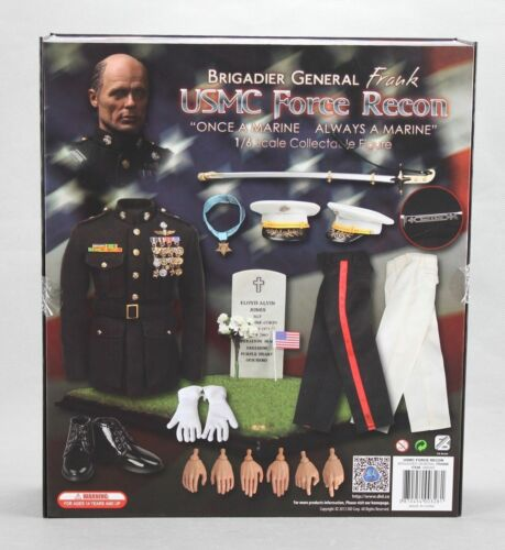 DID A80092 United States Marine Corps General 1//6 Scale Male Action Figure Toys