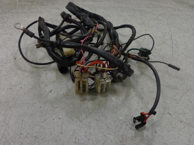 92 Harley Davidson Softail FXSTC Main Wire Wiring Harness for sale online |  eBayeBay