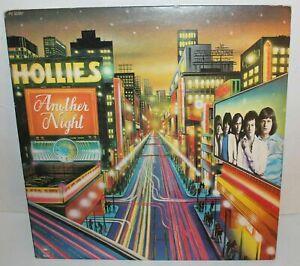 The-Hollies-Another-Night-PE-33387-1975-LP-Vinyl-Record-Album-Vintage-CBS-Epic