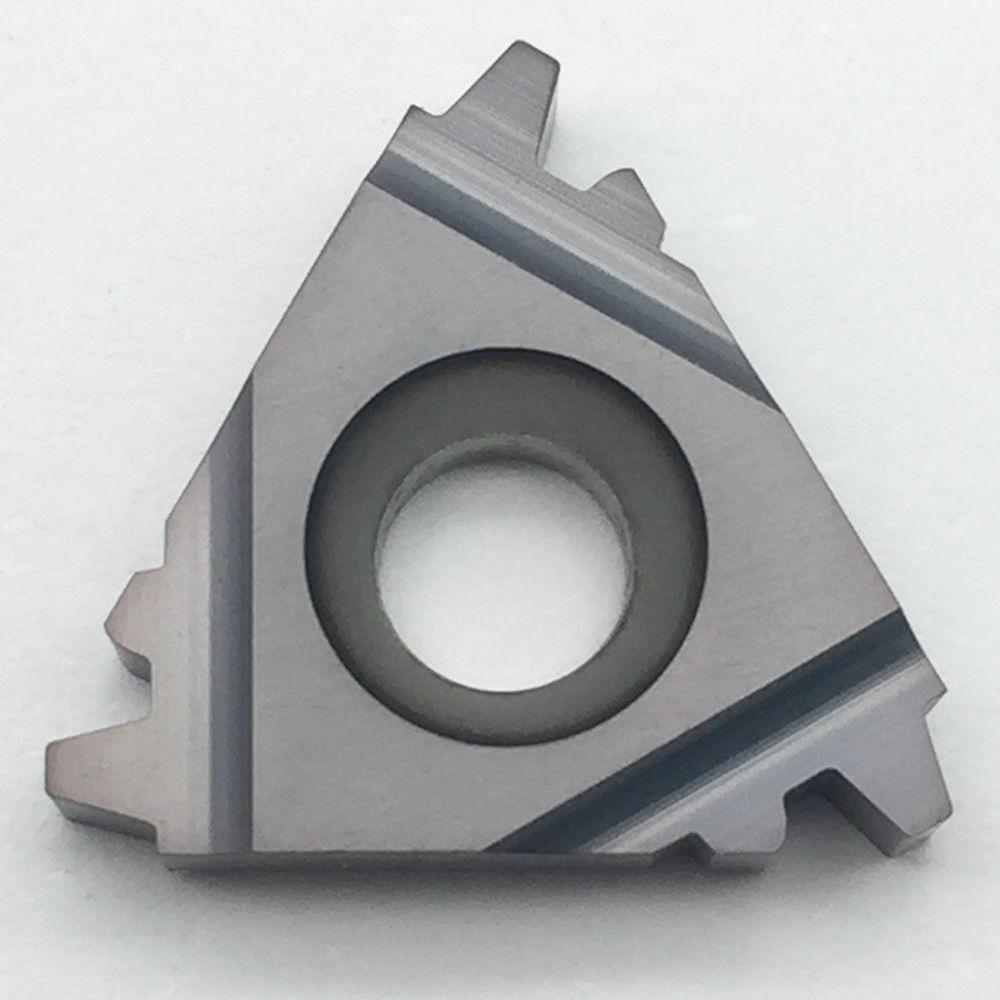 10pcs 16ER 10 ACME Carbide Insert 29° U.S ACME Trapezoidal Thread CNC New