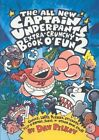 The All New Captain Underpants Extra Crunchy Book of Fun by Dav Pilkey (Hardback, 2002)