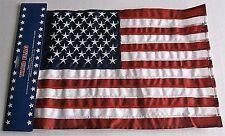 """American Flag  12"""" x 18""""  Garden Flag  100%  with Pole Sleeve"""