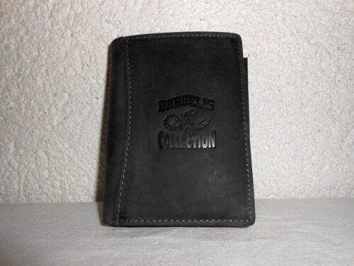 Geldbörse Herren Accessoires Geldbeutel Portemonnaie Portmonee Wildleder 991