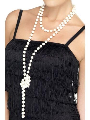 Ladies 20/'s Flapper Peaky Blinders Moll Fancy Dress Costume WIG Accessories