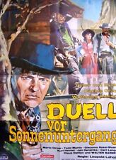 ITALO WESTERN + DUELL VOR SONNENUNTERGANG + TERENCE HILL + PETER VAN EYCK +