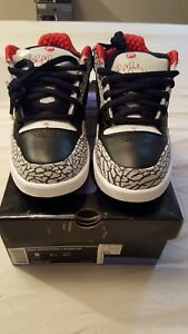 5f7e296bc28b0 Nike Paul Rodriguez 2 Zoom Air Grey Haze Black Size 8 315459 001 ...