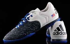 the latest ef7dc f61d0 Details about Adidas X 15.2 USA Court Men's Soccer Shoes AQ2523