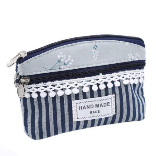 Girl Clutch Bag Women Small Wallet Money Coin Pouch Card Key Holder Novel N3