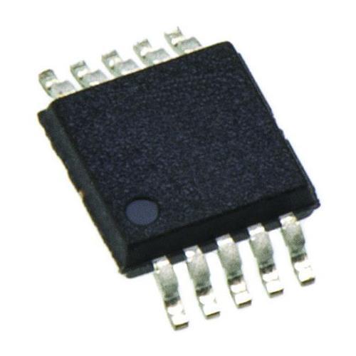 220kHz Rail-Rail Dual Op Amp 10-Pin 3V 5V 1 x Texas Instruments TLV2453CDGS