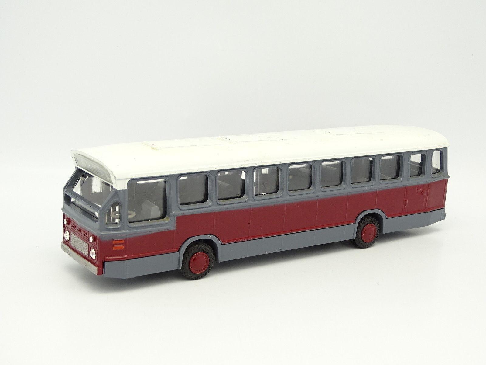 Lion Toys SB 1 50 - Bus Autobus DAF Citybus red