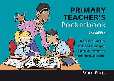 Primary Teacher's Pocketbook (Teachers' Pocketbooks)-ExLibrary