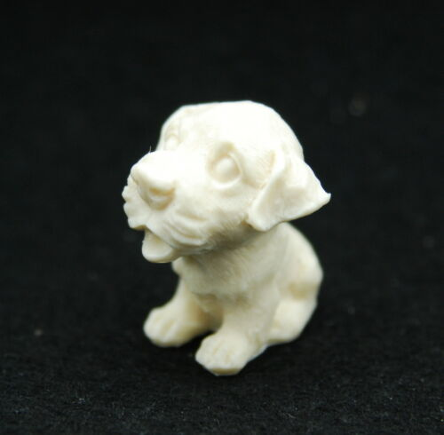 Silicone Mold Chocolate Polymer Clay Jewelry Soap Melting Wax Resin Mini dog #1