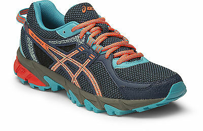 Asics Gel Sonomo 2 Womens Trail Running Shoes (B) (5106) + Free Aus Delivery!