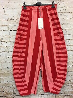 Moonshine Fashion Winter Damen Hose Lagenlook Gr 48 50 52 Ballonhose Neu schwarz