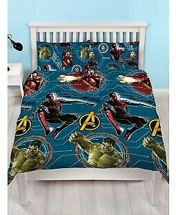 Avengers Duvets, Avengers Bedding, Avengers party supplies