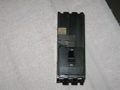 SQUARE D Q1 Q13100 3 POLE 100 AMP Circuit Breaker