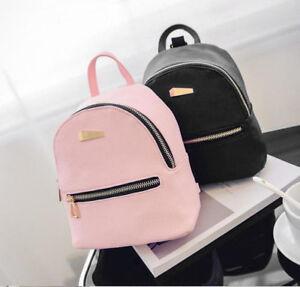 Women's New Backpack Travel Handbag School Rucksack 2018 ...