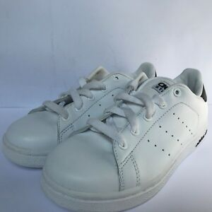 competitive price f1bfc 8e44d Details about Adidas Stan Smith Trainers White-Black Kids Size 13 Eur 31.5  New £23.99