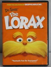 Dr. Seuss' The Lorax DVD, 2012