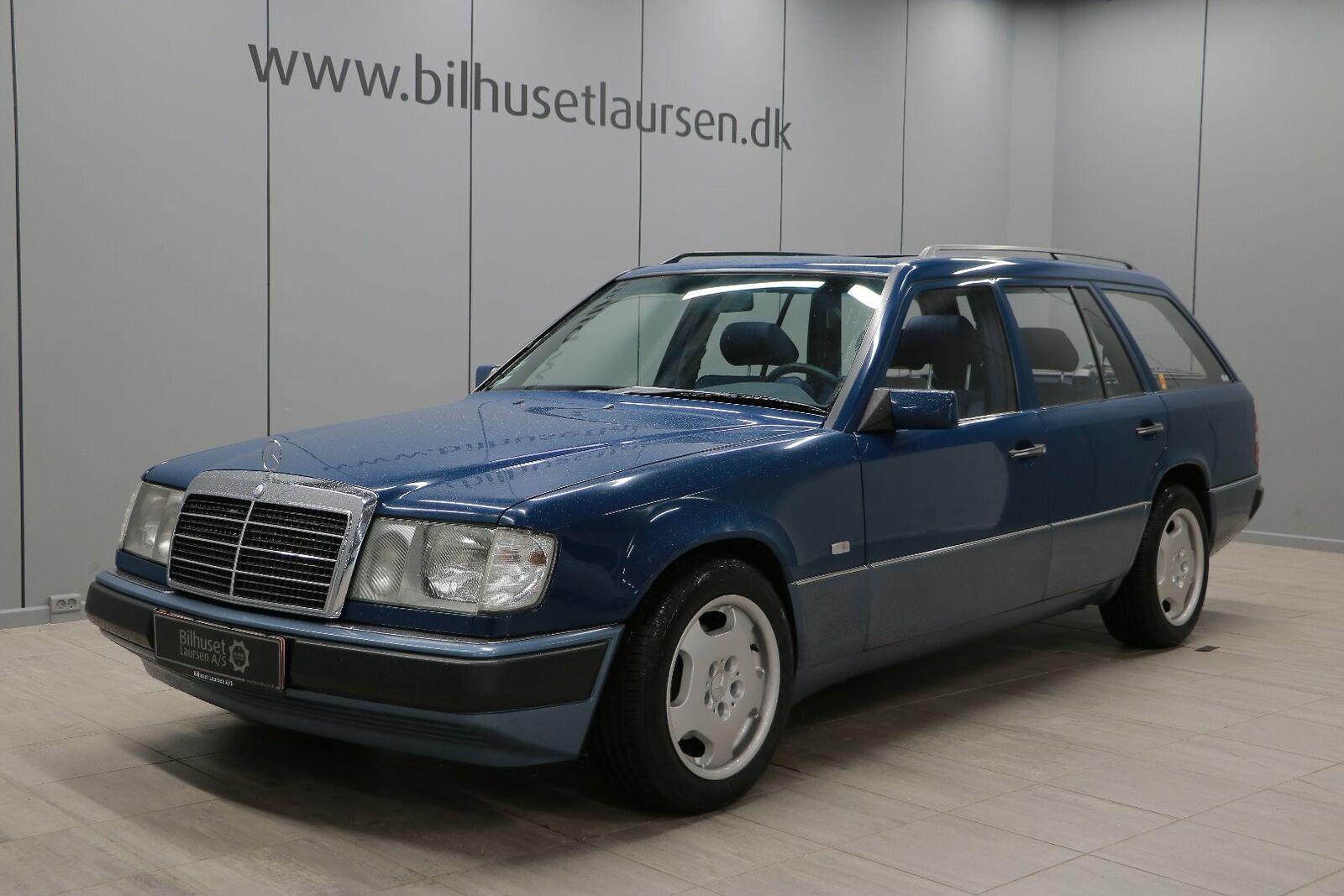 Mercedes 250 2,5 TD stc. 5d - 74.900 kr.