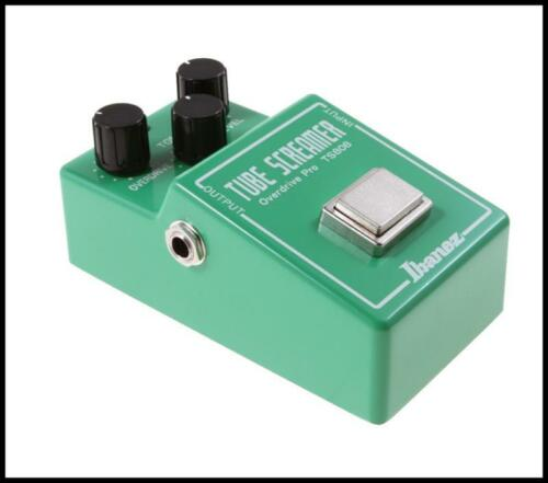 1 of 1 - Ibanez TS808 Vintage Tube Screamer Reissue Overdrive Pedal Guitar Effects Pedal