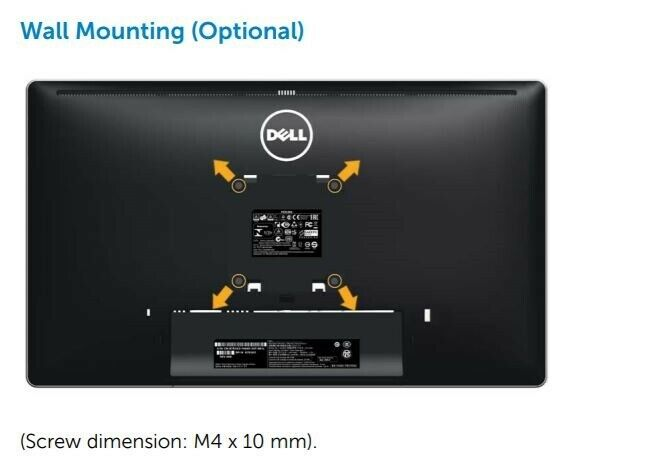 Dell, P2314H, 23 tommer