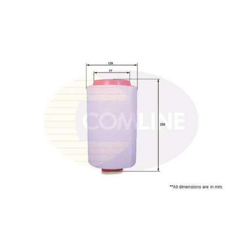 Fits Mini Cooper D R56 Genuine Comline Air Filter