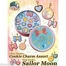 Sailor Moon Pretty Soldier Charm Patisserie Portabiscotti Cookies Pack Megahouse