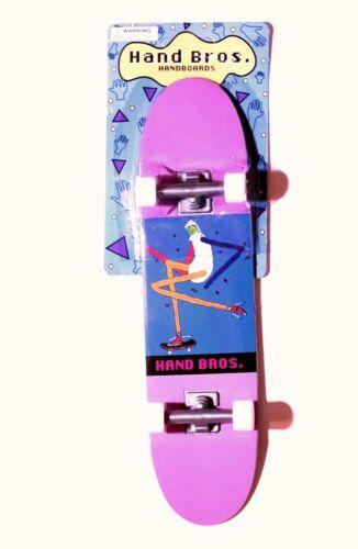 Handbros main board 10 in environ 25.40 cm Main Skateboard Tech 27 cm Finger Board Toy W Grip