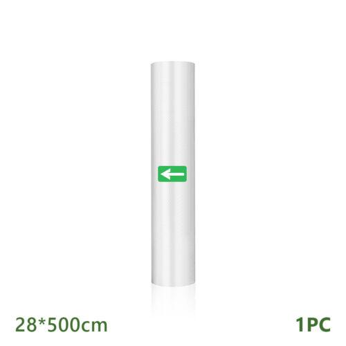 "6//8//10//11//12/""x16/' Vacuum Sealer Rolls Food Storage Saver Commercial Grade Bag 2"