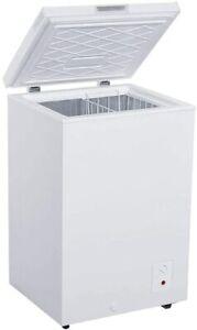 Avanti 3.5 Cu. Ft. Stand Alone Upright Chest Freezer