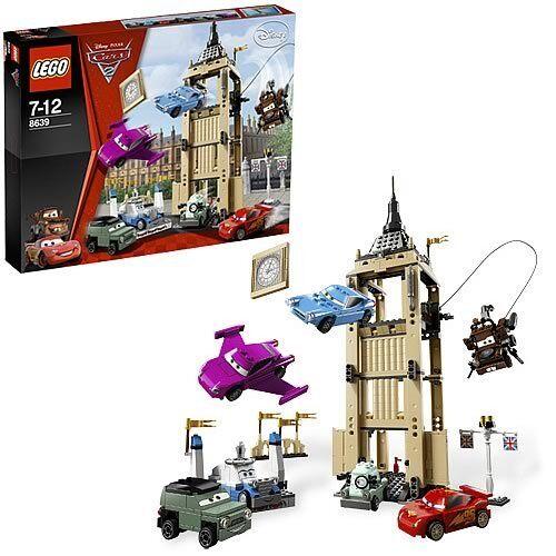 LEGO® LEGO® LEGO® Cars 8639 Big Bentley Neu OVP NEW MISB NRFB ee8de9