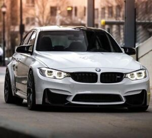 Bmw Carbon Mirror Cover Add On M Performance Style M3 M4 F80 F82 F83